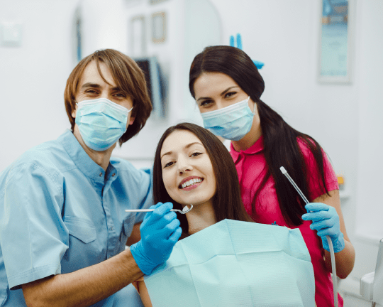 Teeth Cleaning Services In Brampton